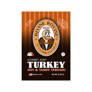 Hot and Tangy Teriyaki – Turkey